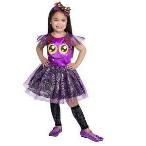 NEW Palamon Toddler Girls' Batty Halloween Costume